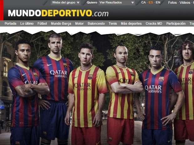 Foto: Mundo Deportivo/Reprodução