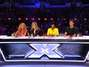 "Fotos: Paulina Rubio debuta en el set de ""The X Factor"""