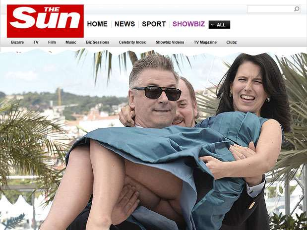 Foto: The Sun//Reprodução