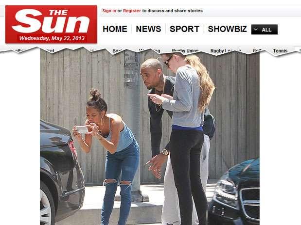 Foto: Daily Mail//Reprodução