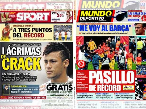 Foto: Sport/Mundo Deportivo/Reprodução