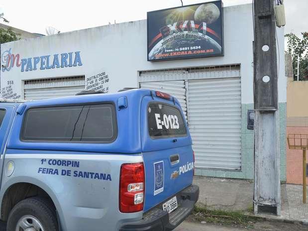 Foto: Gleidson Santos/BA Press/Futura Press