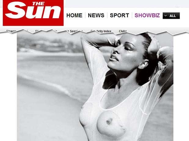 Foto: The Sun/Reprodução