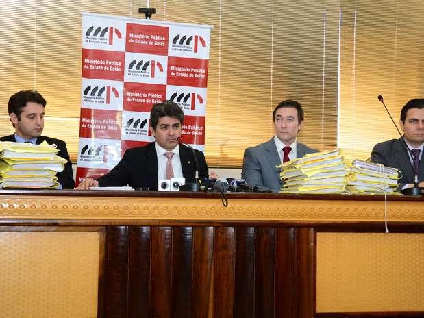 Foto:  Assessoria de Comunicação  Social/MP-GO/Divulgação