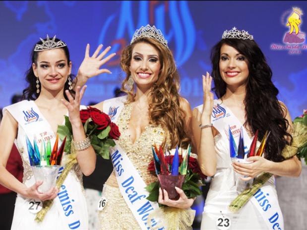 Foto: Miss Surda Brasil/Divulgação