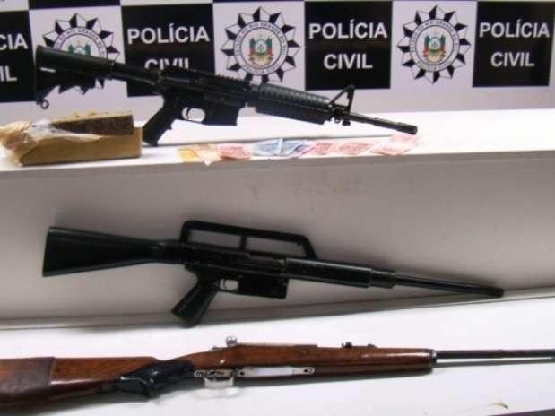 Foto: Polícia Civil do RS/Divulgação