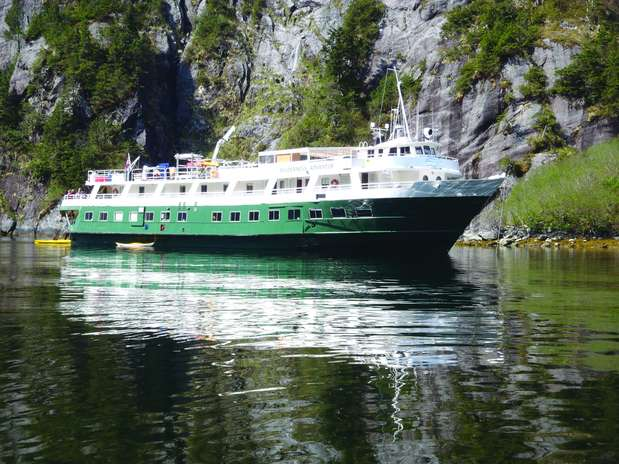 Foto: Un-Cruises Adventures/Divulgação