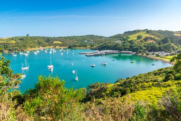 Não tem como não se apaixonar por suas praias paradisíacas! Foto: Shutterstock / PureViagem