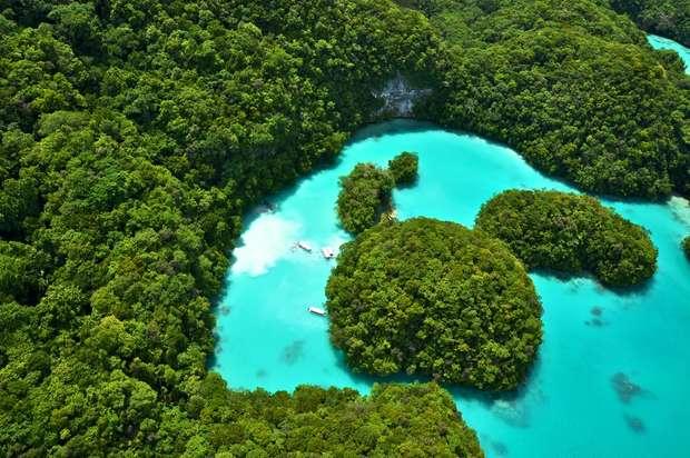 As Ilhas Cook são um estado semi-independente, atualmente em livre associação com a Nova Zelândia Foto: Shutterstock / PureViagem