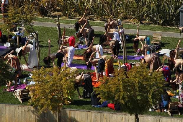 Con gran concurrencia de familias, este domingo se llevó a cabo el picnic