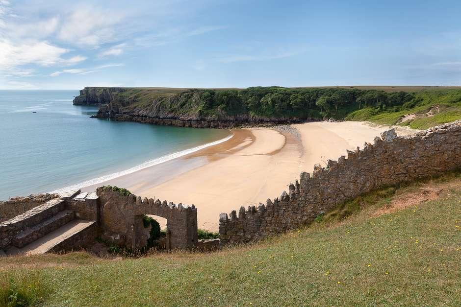 As paisagens do País de Gales são incríveis! Suas belezas naturais, inclusive, podem ser consideradas as mais belas do Reino Unido! Foto: Shutterstock / PureViagem
