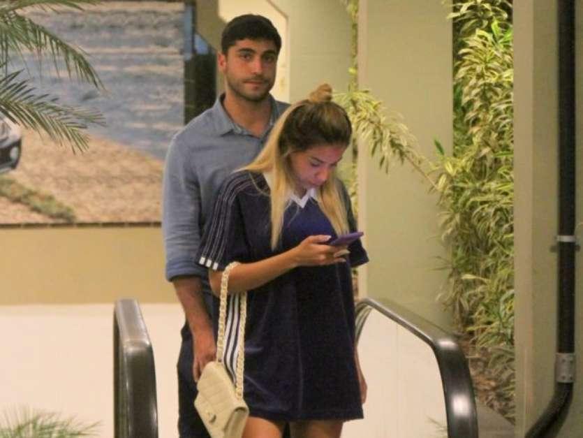 O empresário carioca Thiago Magalhães deu detalhes de seu casamento com Anitta Foto: AGNews / PurePeople
