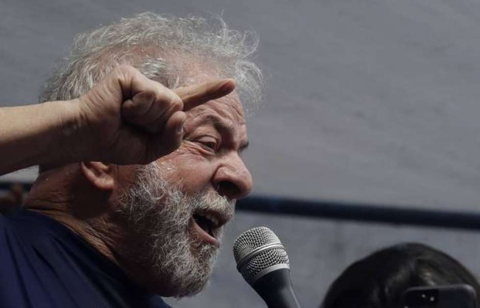 Em carta, Lula diz que 'acredita na Justiça' Foto: ANSA / Ansa