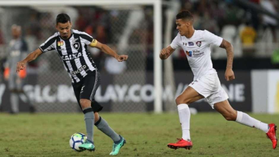 Botafogo x Fluminense Foto: Vitor Silva/SSPress/Botafogo / LANCE!