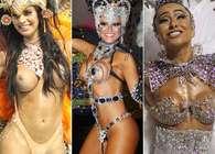 Veja as melhores fotos e vote na musa do Carnaval de São Paulo